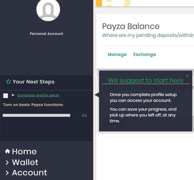 Hướng dẫn đăng ký và verify tài khoản Payza mới nhất